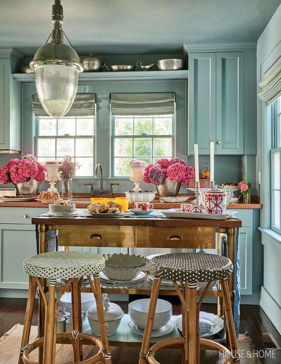 20-how-to-make-your-kitchen-feel-like-its-in-the-french-countryside-ideas-new-2020